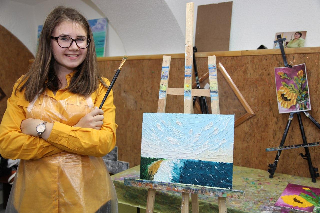 Мастер-классы по живописи для взрослых и детей