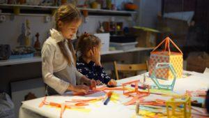 Математика для дошкольников в центре творчества Квадрант