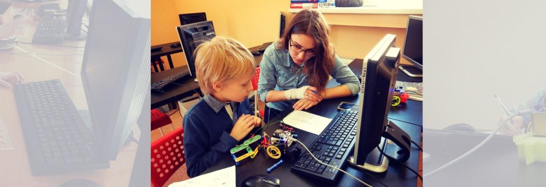 Программирование и робототехника для детей в СПб – ТК ЭКОПОЛИС premium