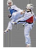 Тхэквондо в школе боевых искусств Демида Момота в ТК ЭКОПОЛИС premium