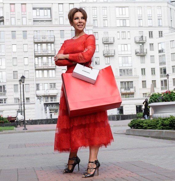 Мастер-класс «Как создать гардероб своего вдохновения» от Татьяны Тангировой 24 октября в ТК Экополис premium