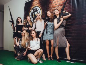 Стрелковый клуб №1 в ТК Экополис premium
